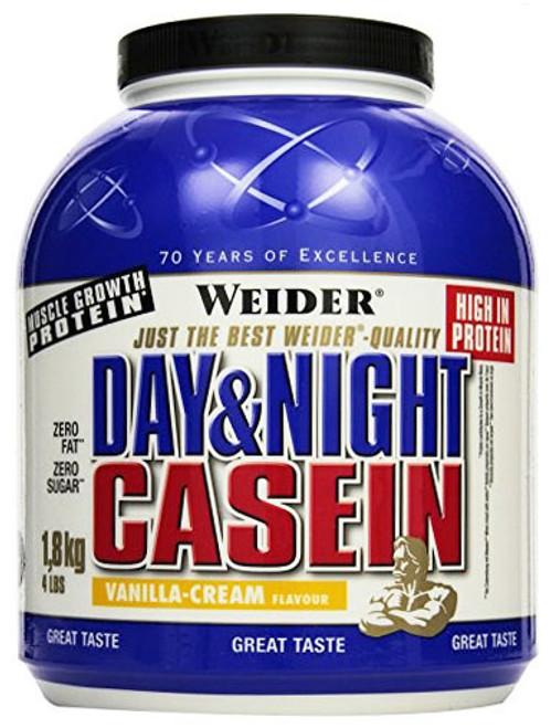 Weider Day and Night Casein 1.8 KG (4 LB)