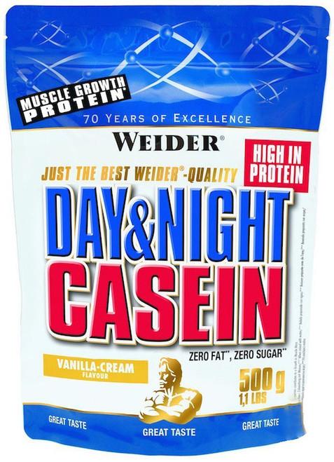 Weider Day and Night Casein 500 G (1.1 LB)