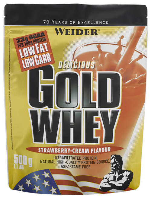 Weider Gold Whey 500 G (1.1 LB)