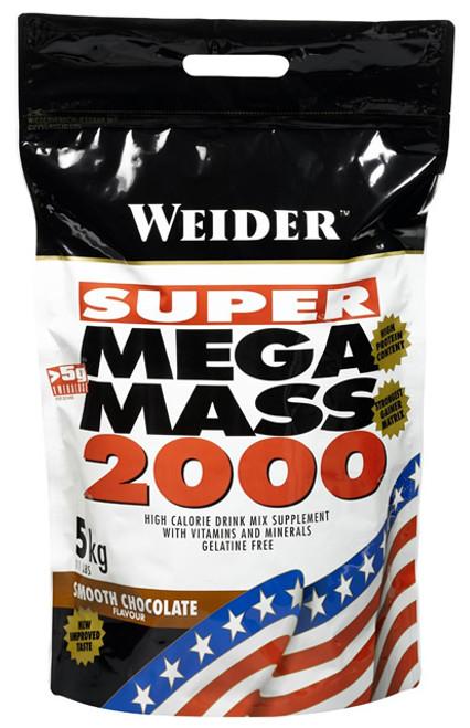 Weider Super Mega Mass 2000 5 KG (11 LB)
