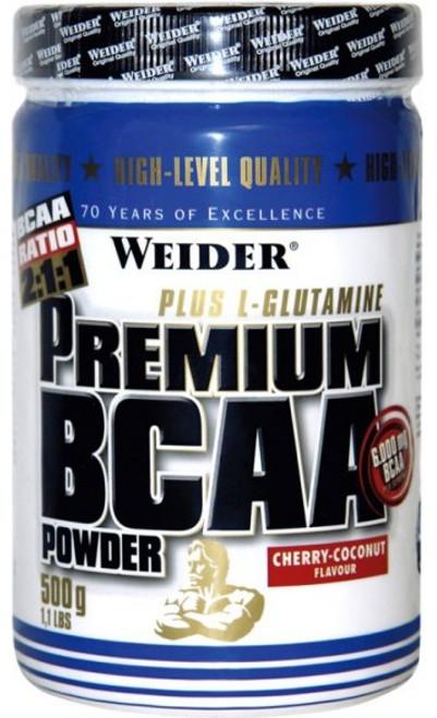 Weider Premium BCAA Powder 500 G (1.1 LB)