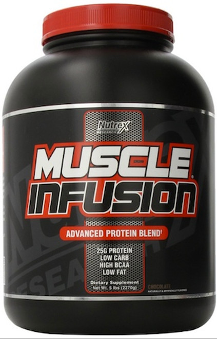Nutrex Research MUSCLE INFUSION 2270 G (5 LB)