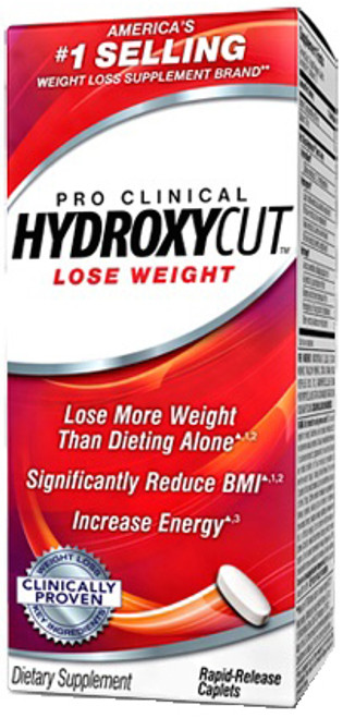 Muscletech HYDROXYCUT Pro Clinical Lose Weight 72 Capsules