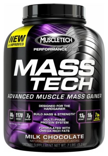 Muscletech MASS TECH Performance Series 3.2 KG (7 LB)