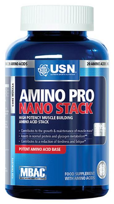 USN Amino Pro Nano Stack 120 Tablets