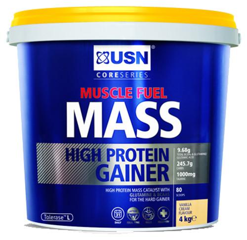 USN Muscle Fuel MASS 5 KG