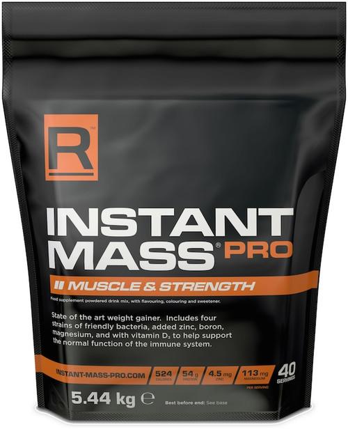 Reflex Nutrition Instant MASS PRO 5.44 KG ( 40 Servings)