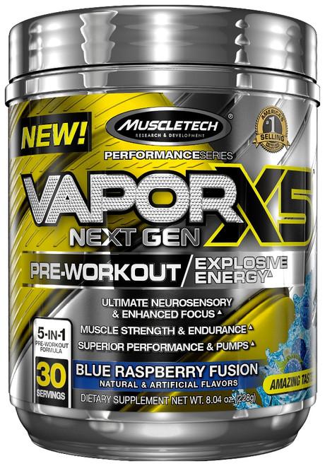 Muscletech Vapor X5 228 G (30 Servings)