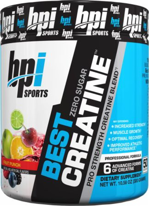 BPI Sports BEST Creatine 300 G (50 Servings)