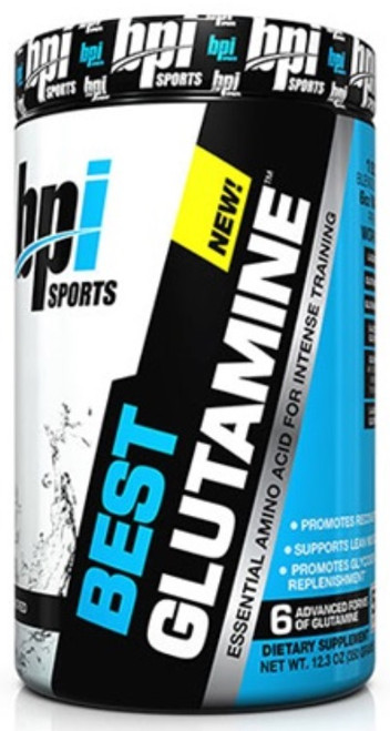 BPI Sports BEST Glutamine 400 G (50 Servings)