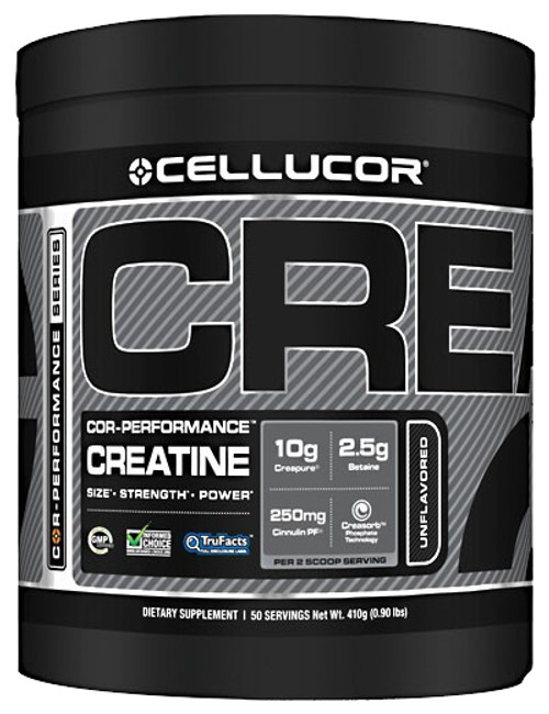 Cellucor COR Performance Creatine 410 G (50 Servings)