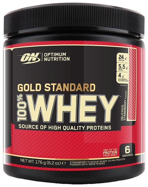 Optimum Nutrition 100% Whey Gold Standard 176 G (6 Servings)