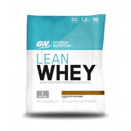 Optimum Nutrition Lean Whey  24 Pack Sachet 1 Serving
