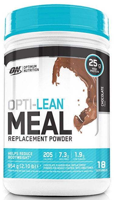 BUY 4 GET 1 FREE - Optimum Nutrition Opti-Lean Meal Replacement Powder  954 G (2.10 LB)