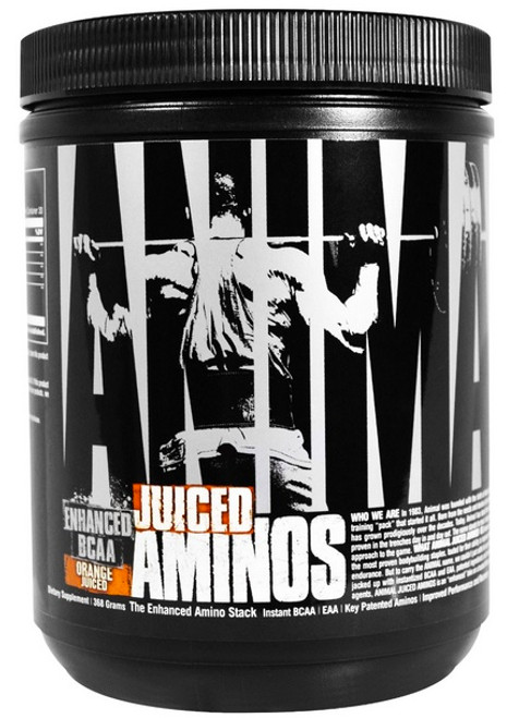 Animal JUICED AMINOS 368 G ( 30 Servings)