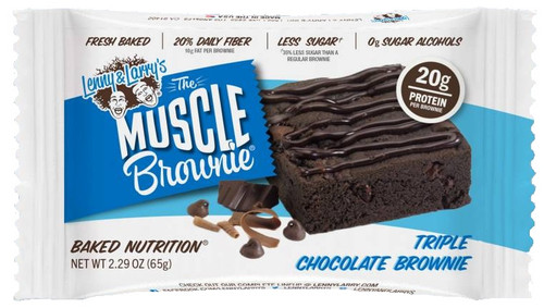 Lenny & Larry's The Muscle Brownie 65 G x 1