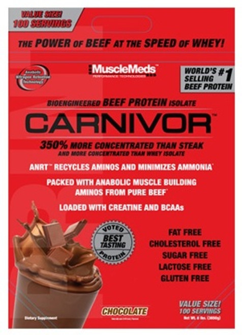 MuscleMeds Carnivor 100 Servings