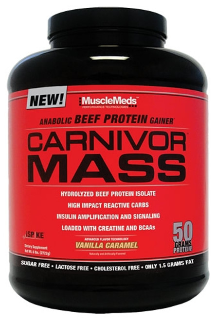 MuscleMeds Carnivor Mass 2.7 KG