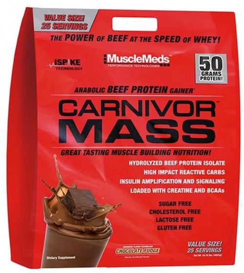 MuscleMeds Carnivor Mass 4.5 KG