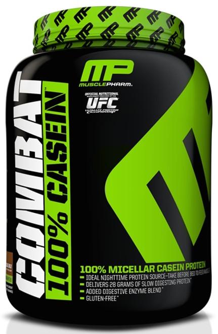 MusclePharm Combat 100% Casein 1.8 KG (4 LB)