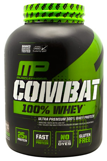 MusclePharm Combat 100% Whey 2.27 KG (5 LB)