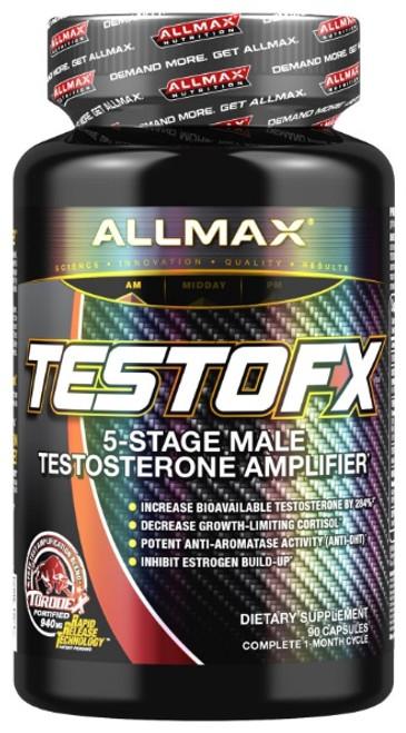AllMax TestoFX 90 Capsules