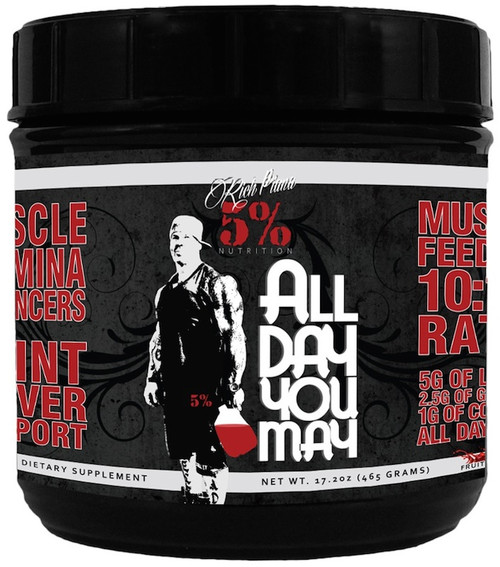 5% Nutrition All Day You May 465 G (30 Servings)