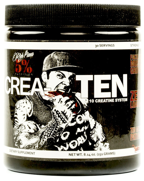 5% Nutrition Crea-Ten 231 G (30 Servings)