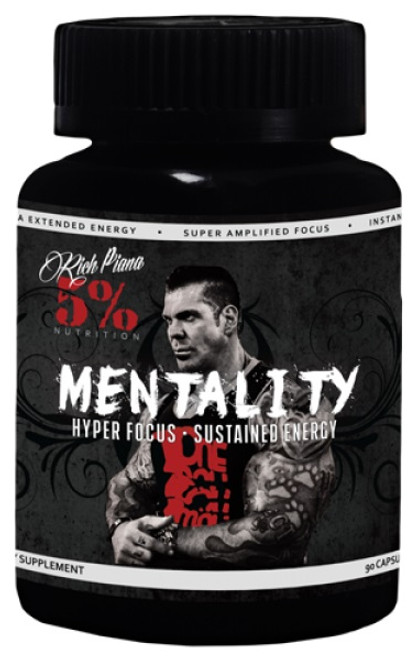 5% Nutrition Mentality 90 Capsules
