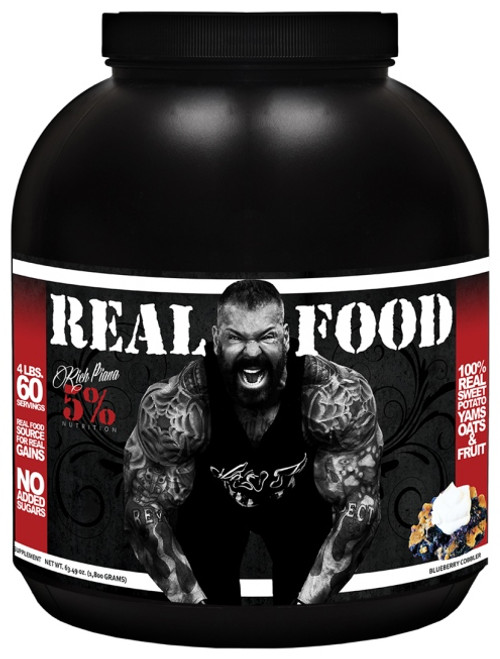 5% Nutrition Real Food 1800 G (60 Servings)
