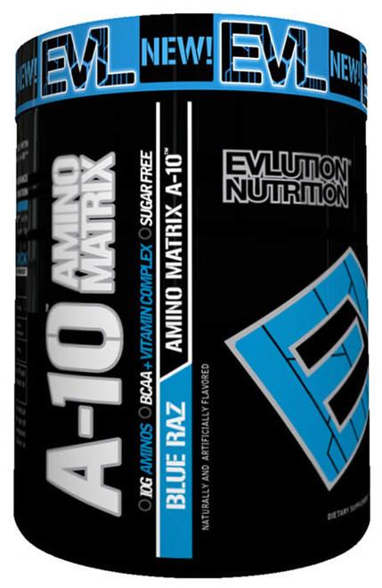 Evlution Nutrition A-10 Amino Matrix 375 G