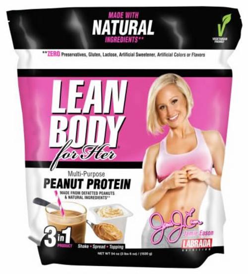 Labrada Lean Body for Her Peanut Protein 1530 G (3 LB)