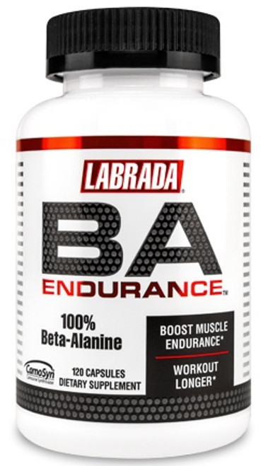 Labrada BA Endurance 120 Capsules
