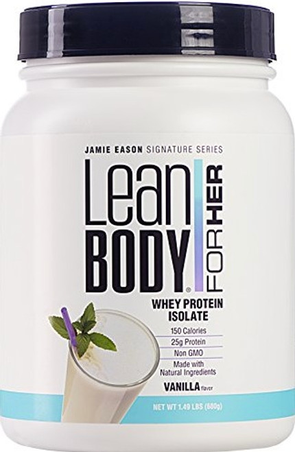 BUY 2 FOR £57 - Labrada Lean Body for Her Whey Protein Isolate 680 G
