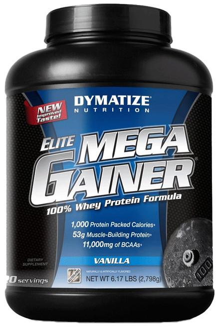 Dymatize Elite Mega Gainer 20 Servings