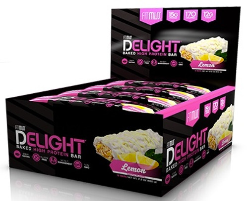 FitMiss Delight Bar x 12 Bars Pack