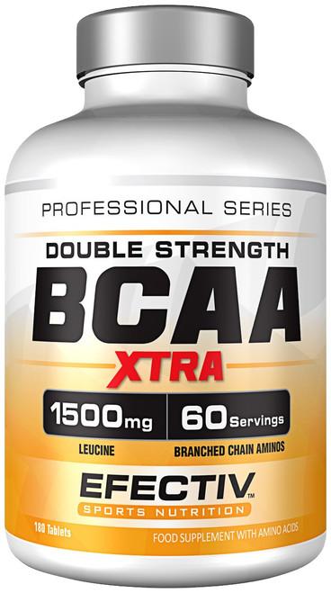 Efectiv BCAA Xtra 180 Tablets