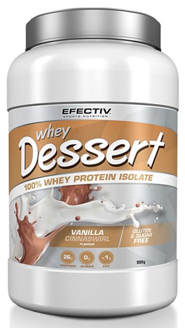 Efectiv Whey Dessert 908 G