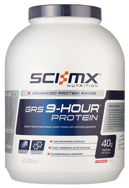 Sci-MX GRS 9 Protein System 2.28 KG