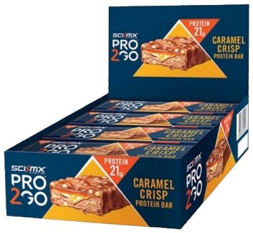 Sci-MX Pro 2Go Duo Bars x 12 Bars Box
