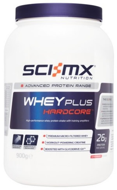 Sci-MX Whey Plus Hardcore 900 G