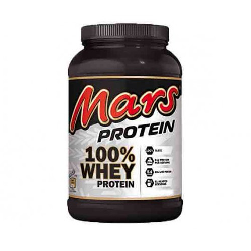 Mars 100% Whey Protein Powder 800 G