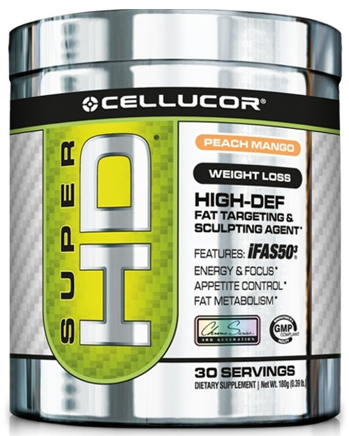 Cellucor Super HD 180 G (30 Servings)