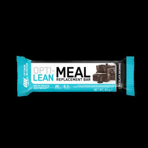 BUY 4 GET 1 FREE - Optimum Nutrition Opti Lean Meal Replacement Bar 60 G X 12
