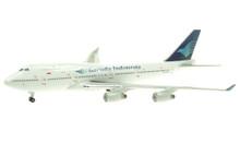 Apollo 400 Garuda Indonesia Boeing 747-4U3 Old Livery 1/400