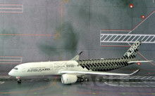 Eagle House Airbus A350-900 1/200