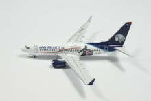Phoenix Aeromexico Boeing 737-700 'Captain America' 1/400