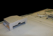 GeminiJets Airport Mat Expansion Set 1/400
