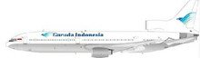 JFOX Garuda Indonesia L-1011 Limited Edition 1/200
