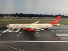 Eagle Virgin Atlantic Airbus A340-300 1/200